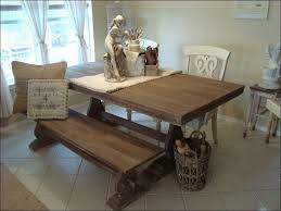 Farm Table Woodworking Plans by Kitchen Rustic Farmhouse Table Plans Farmhouse Trestle Table