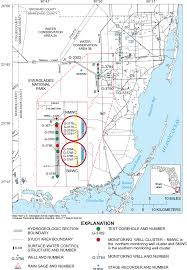 Florida Aquifer Map by Sofia Sim I 2846 Hydrogeology And Ground Water Flow At Levee