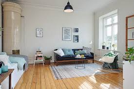 scandinavian homes lovely small apartment in sweden interiors