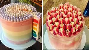 flower cake the most amazing cake decorating flower cake decorating