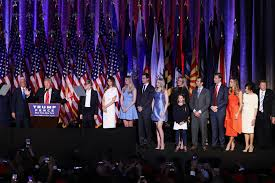 The Trump Family by Inside Donald Trump U0027s Support Network