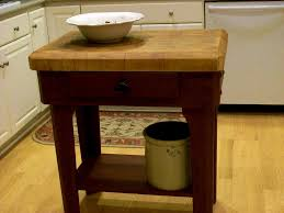 kitchen island 47 elegant butcher block cart for small