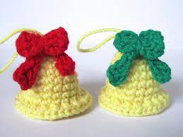 crafteando que es gerundio patrón campanas navideñas pattern