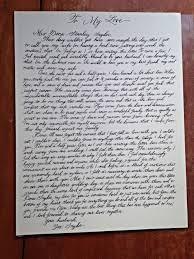 charlottesville calligrapher love letter u2014 bluestocking calligraphy