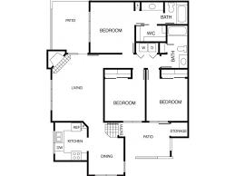 3 bed 2 bath floor plans 1 2 3 bedroom apartment floor plans country brook apartments