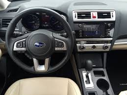 subaru legacy 2015 interior review 2016 subaru legacy 2 5i limited safe affordable and