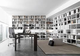 Bookcase System 15 Modular Bookcase Compositions That Offer Design Flexibility