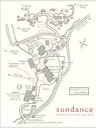 Park City Utah Map by The Sundance Utah Area