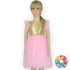 new years dresses for kids design kids baby girl fashion dress gold and pink dress