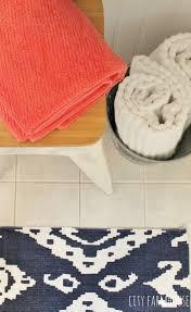 Coral Bath Rugs Bathroom Rugs Navy Bathroom Trends 2017 2018