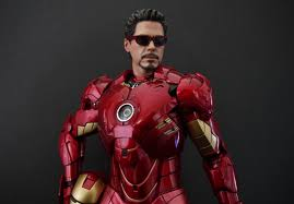 toys 1 6 movie masterpiece iron man mark iv supar robo