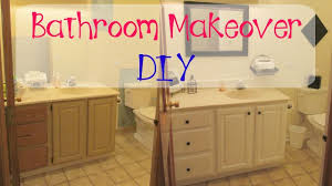 bathroom makeover ideas on a budget craft klatch garbage to gorgeous episode 8 bathroom makeover