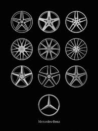 mercedes benz wheels screenprint mercedes benz wheels and cars