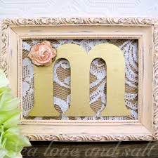 Decorating Wooden Letters Peach And Gold Bridal Shower Decorations From Sea Love And Salt