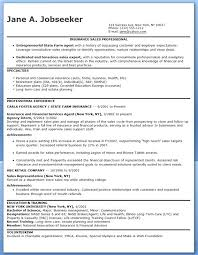 excellent resume sample best outside sales representative resume