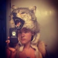 wolf headdress made by cherokeespirits on deviantart