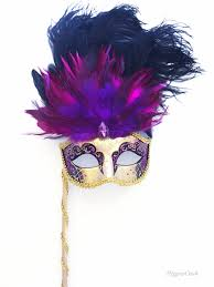 mardi gras mask with feathers women masquerade mask gold venetian masquerade mask feather