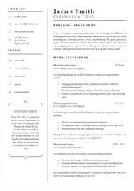 professional resume template 130 cv templates free to in microsoft word format