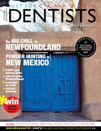 just for canadian dentists november 2015 by just for canadian