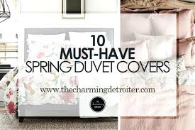 spring duvet covers spring duvet covers spruce up your bedroom for