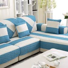 Sofa With Chaise Slipcover Tips Smooth And Comfort Slipcovers For Sectional Couches Design