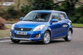 2016 suzuki swift 1 2 sz4 4x4 dualjet 5dr review review autocar