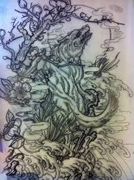 wolf design by smythy93 on deviantart