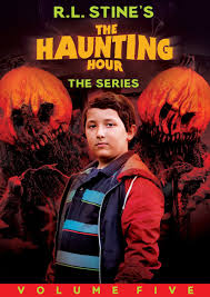 amazon com r l stine u0027s the haunting hour the series vol 5