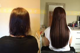 micro ring hair extensions review customer review before and after pictures