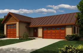 rv garage with metal roof 9826sw architectural designs house