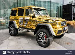 mercedes g wagon dublin ireland may 01 2016 a mercedes g wagon with blinged up