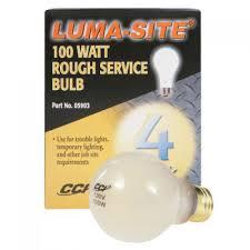 rough service light bulbs 75 watt rough service light bulb