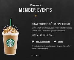 best 25 starbucks frappuccino happy hour ideas on
