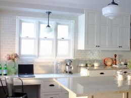 Ceramic Tile Backsplashes by Kitchen Kitchen Subway Tile Backsplash And 38 Kitchen Subway