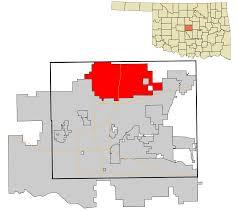 Oklahoma Zip Code Map Edmond Oklahoma Wikipedia