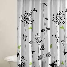 minimalist bathroom ideas with asian lily print marrimekko shower