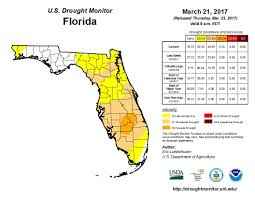Map South Florida by Water Managers Warn Of Impacts If South Florida Drought Persists