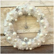 White Christmas Theme Party Decorations by Top 19 White Christmas Wreath Designs U2013 Cheap Holiday Party Theme