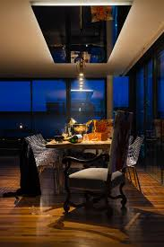 Dining Room Tables For Apartments by A Penthouse That Celebrates London With A Cutting Edge Design