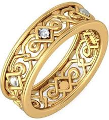 golden rings online images Gold rings buy gold rings for women online at best prices in jpeg