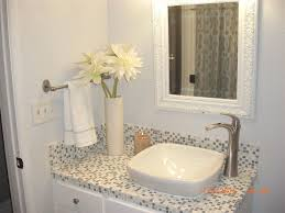 full bathroom with ceramic tile u0026 high ceiling in lake oswego or