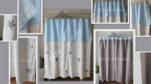 rideaux pour chambre rideau pour chambre fille 10 couture rideaux chambre mineral bio