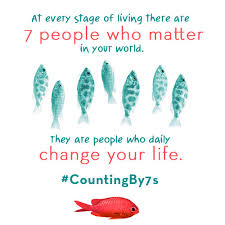 Counting By 7s Book Report Guest Post And Giveaway Goldberg Sloan Author Of Counting