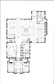 Public Library Floor Plan by Leominster Public Library