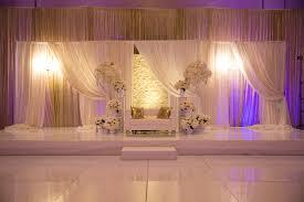 wedding backdrop gold indian wedding sangeet decor ma lovedecor