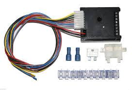 universal 13 pin towing electrics towbar wiring 7 way bypass