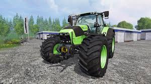 deutz fahr taurus for farming simulator 2015
