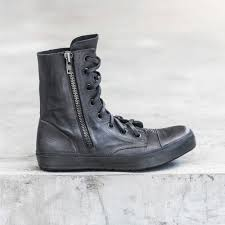 high top motorcycle boots heathen leather high tops heathen clothing