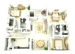 4 bedroom apartment floor plans 3d apartment floor plans mind blowing photo 2 of 4 4 bedroom