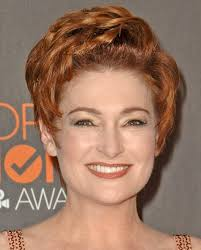 hairstyles with fullness fashionable short hairstyles for round faces